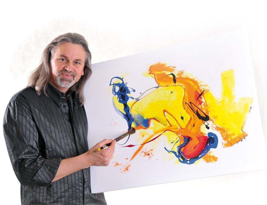 Südtiroler Künstler Peter Hiegelsperger Südtiroler Künstler